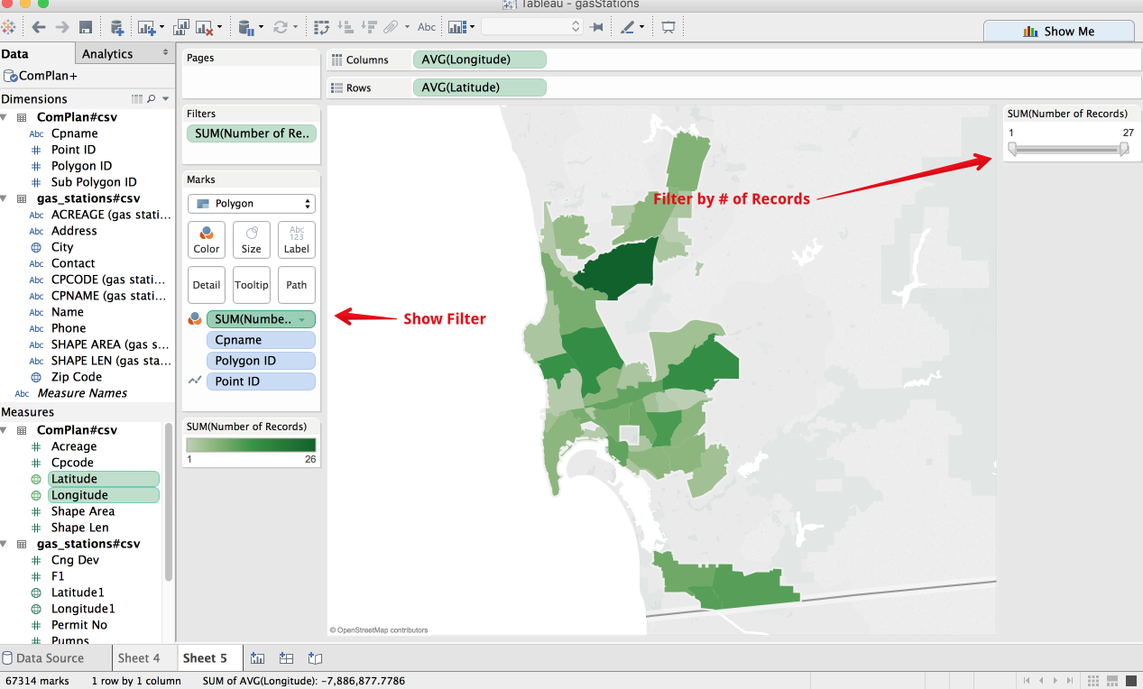 GIS and Spatial Joins in Tableau